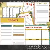 Delish Planner