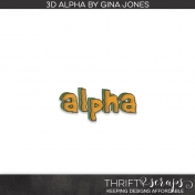 3D Alpha Kit