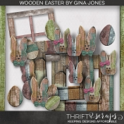Wooden Easter Mini Kit