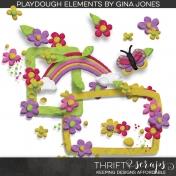 Playdough Elements