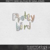 Pretty Bird Alpha Kit