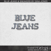 Blue Jeans & Sneakers (Alpha)