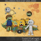 Halloween Mix and Match Pack 01