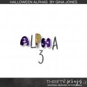 Halloween Mix and Match Alpha