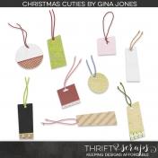 Christmas Cuties Tags