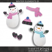 Winter Elements 01