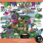 Lucky Leprechaun (elements)