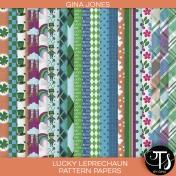 Lucky Leprechaun (pattern papers)