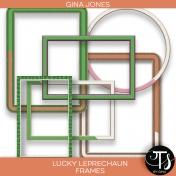 Lucky Leprechaun (frames)
