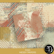Fido (messy papers)