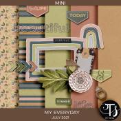 My Everyday: July 2021 Mini