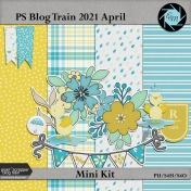 PS BT April 2021 Mini Kit