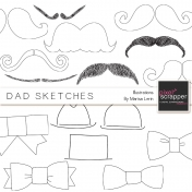 Dad Sketches Kit