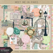 Meet Me in Paris Mini Kit