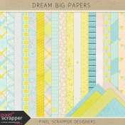 Dream Big Papers