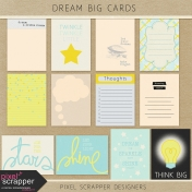 Dream Big Cards Kit