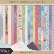Create Something Papers Kit