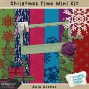 Christmas Time Mini Kit