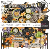 No Tricks, Just Treats Elements Kit
