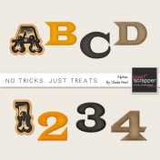 No Tricks, Just Treats Alphas Kit