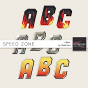 Speed Zone Alphas Kit