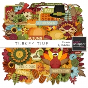 Turkey Time Elements Kit