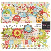 Lil Monster Elements Kit