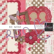 Be Mine- February 2014 Blogtrain Mini Kit
