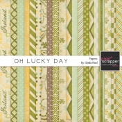 Oh Lucky Day Papers Kit