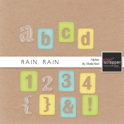 Rain, Rain Alphas Kit