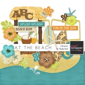 At The Beach Elements Kit