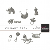 Oh Baby, Baby Charms Kit