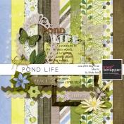 Pond Life- June 2013 Blog Train Mini Kit