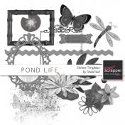 Pond Life Element Templates Kit