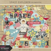 Space Explorer Elements Kit