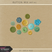 Button Mix Set #01 Kit