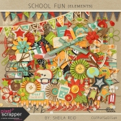 School Fun Elements Kit