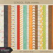 School Fun Papers Kit