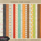 School Fun Papers Kit