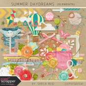 Summer Daydreams Elements Kit
