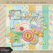 At The Fair- September 2014 Blog Train Mini Kit