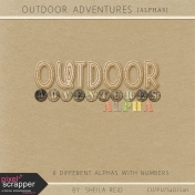 Outdoor Adventures Alphas Kit