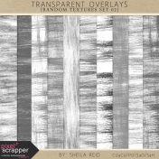 Transparent Overlays- Random Textures Set 02