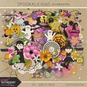 Spookalicious Elements Kit