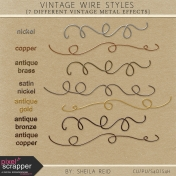 Vintage Wire Styles