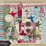 Nutcracker December 2014 Blog Train Mini Kit