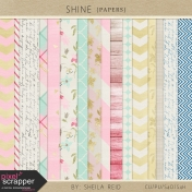 Shine Papers Kit