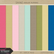 Shine Solid Papers Kit