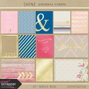 Shine Journal Cards Kit