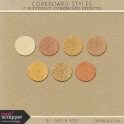 Corkboard Styles